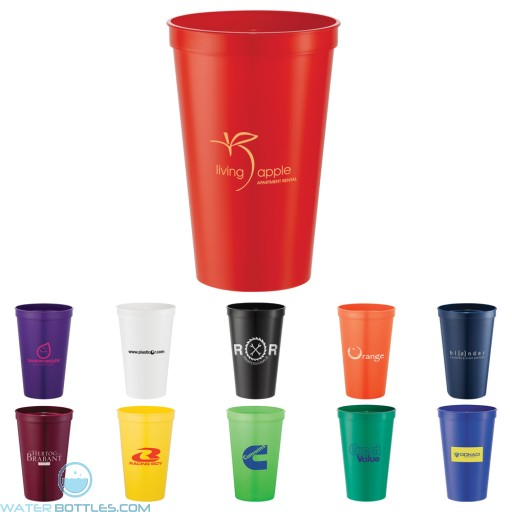 Promotional Cups - Rally Stadium Cup | 22 oz