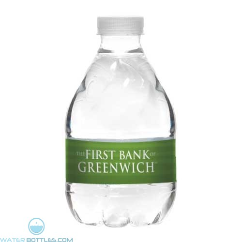 8 oz Bottled Water - Curve