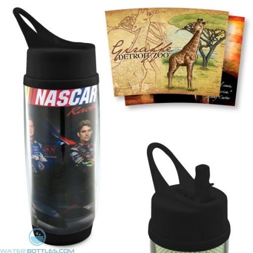 The Digital Daytona Custom Water Bottles
