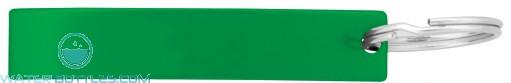 Pilsner Bottle Opener-Green