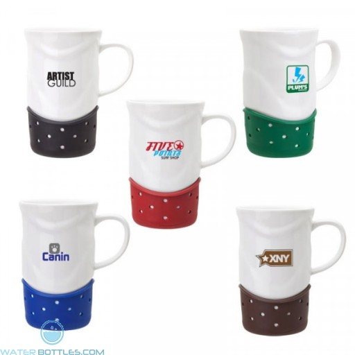 Personalized Ceramic Mug   14 oz