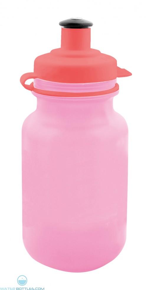 Mini 9 oz. Water Bottles-Pink