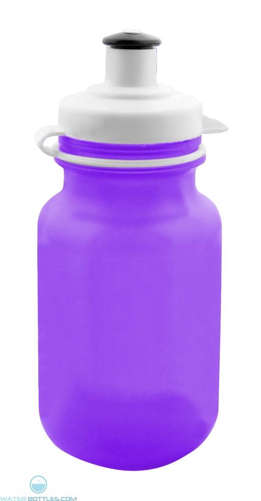 Mini 9 oz. Water Bottles-Purple