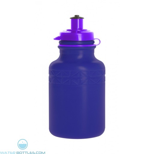 Mini 14 oz. Water Bottles-Metallic lavender
