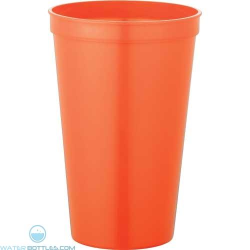 Rally Stadium Cup | 22 oz - Orange