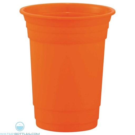 Party Stadium Cup | 16 oz - Orange