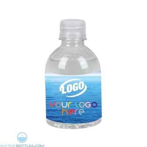 8 oz Bottled Water - Standard Label