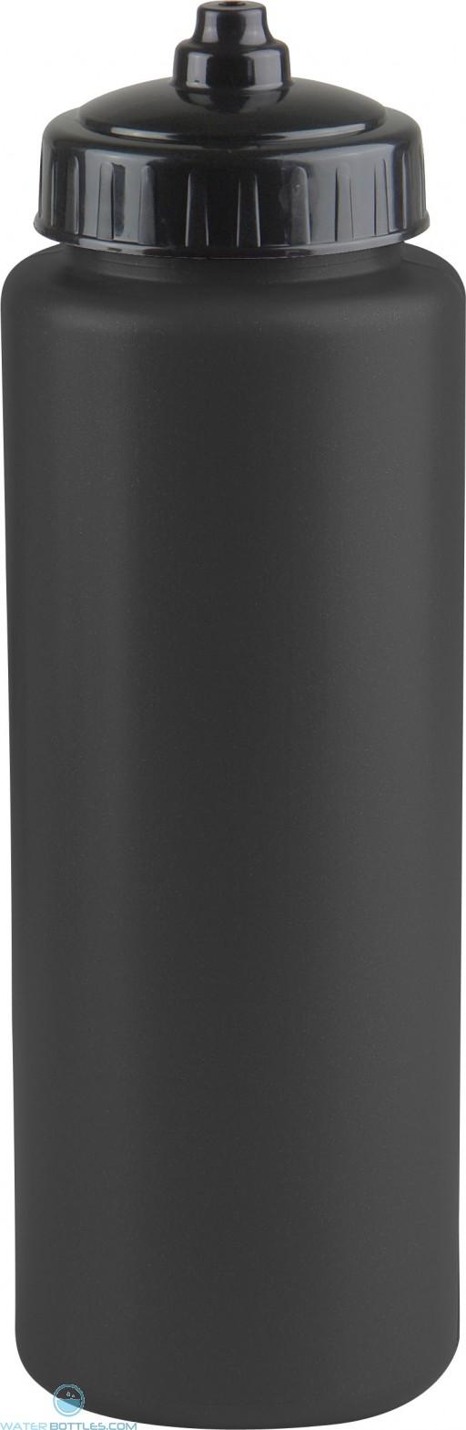The Sports Quart-V - 32 oz. Bottles (Valve Lid)-Pearl-Black