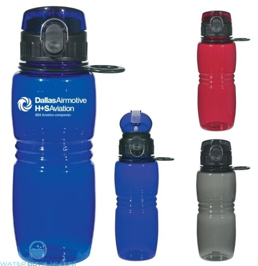 Promo Bottles With Pop Up Lid | 18 oz