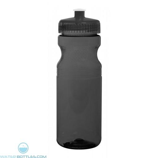 Salinas 24 oz. Water Bottles-Smoke