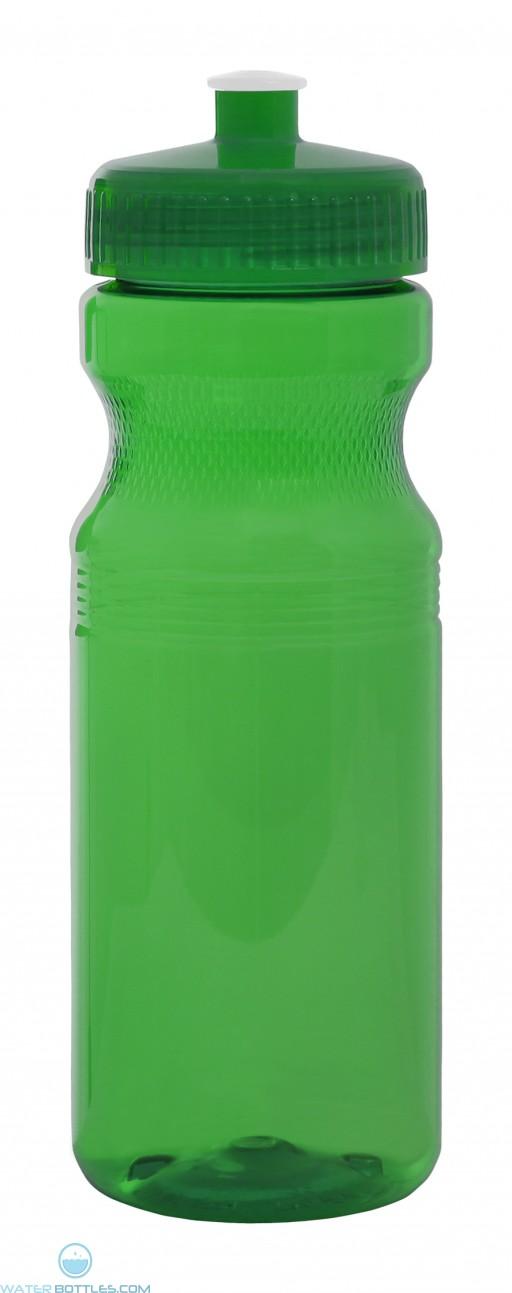 Salinas 24 oz. Water Bottles-Green