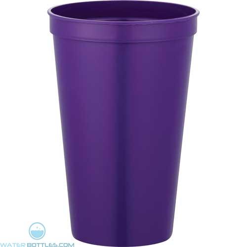 Rally Stadium Cup | 22 oz - Purple