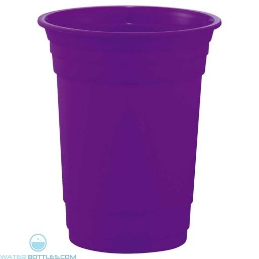 Party Stadium Cup | 16 oz - Purple