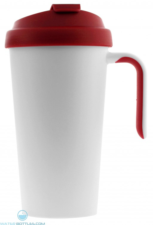 The Sonoma Travel Mugs-Red