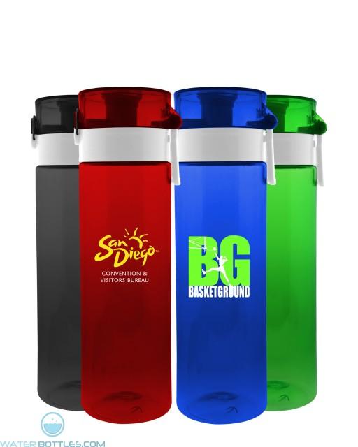 Custom Logo Water Bottles - Solvang Tritan 22 OZ. Custom Water Bottles