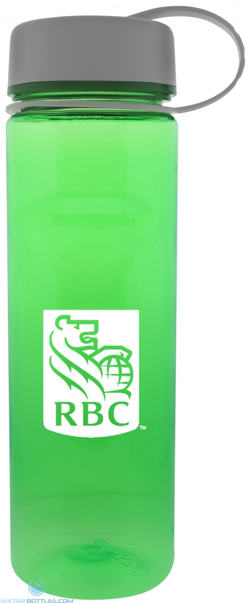 The Palm View Tritan Water Bottles-Green