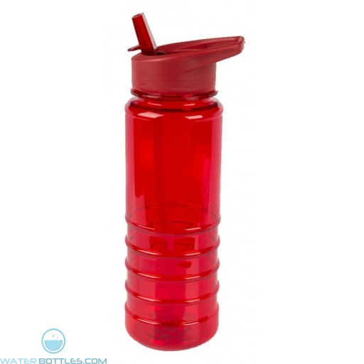 Red The San Clemente Water Bottles