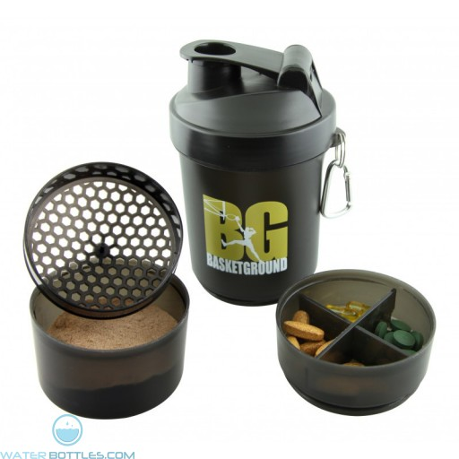 Promotional Cups - The 3 in 1 Shaker Cup