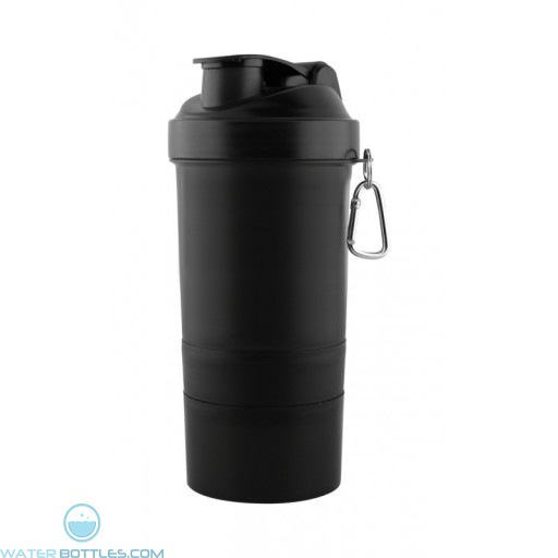 The 3 in 1 Shaker Cup-Black