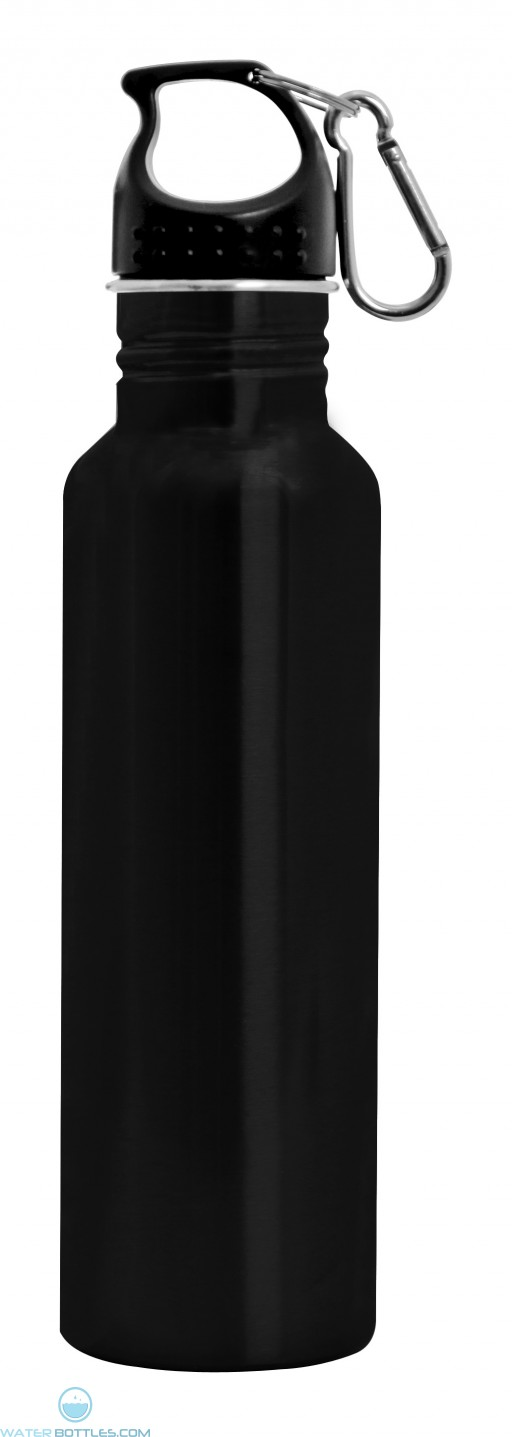 The Radiant San Carlos Water Bottles-Black