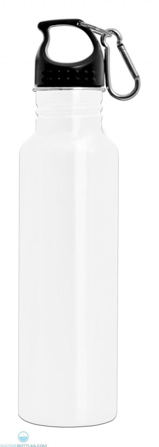 The Radiant San Carlos Water Bottles-White