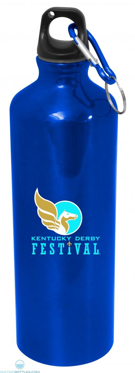 The Patagonia Water Bottles-Blue