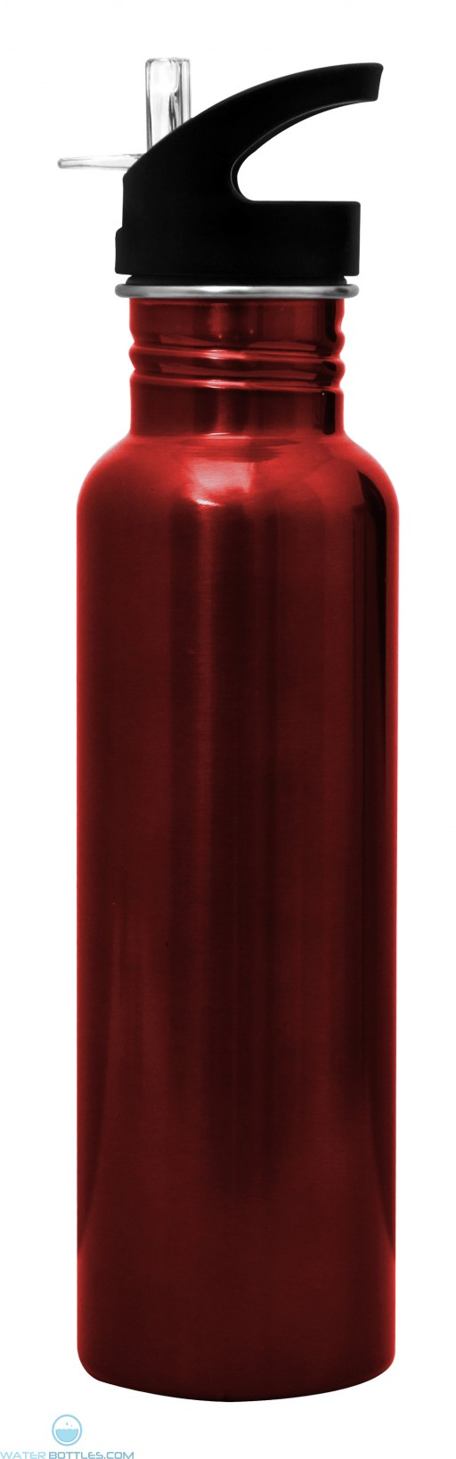 The Radiant Dunes Water Bottles-Red