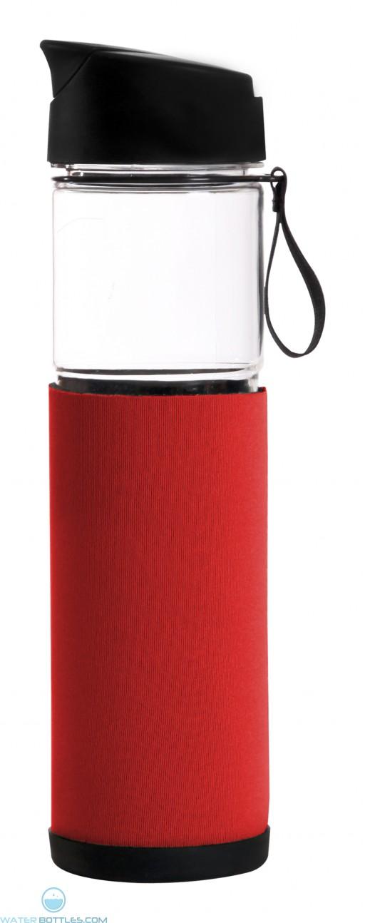 Oakwood Tritan Water Bottles-Red