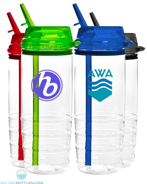 Personalized Logo Water Bottles - The Alston Tritan Water Bottles