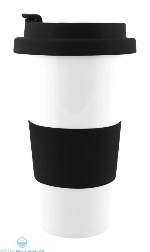 The Amarillo Coffee Cup Tumblers-Black