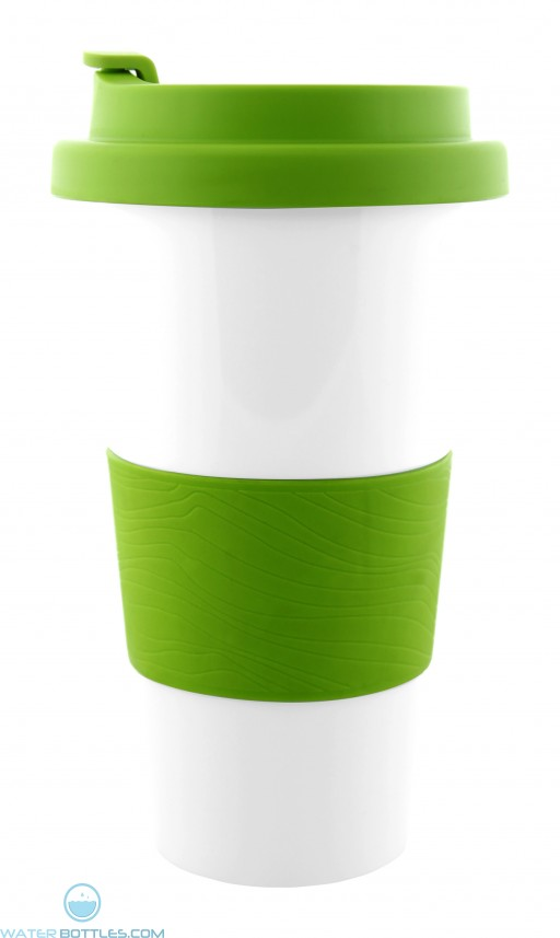 The Amarillo Coffee Cup Tumblers-Green