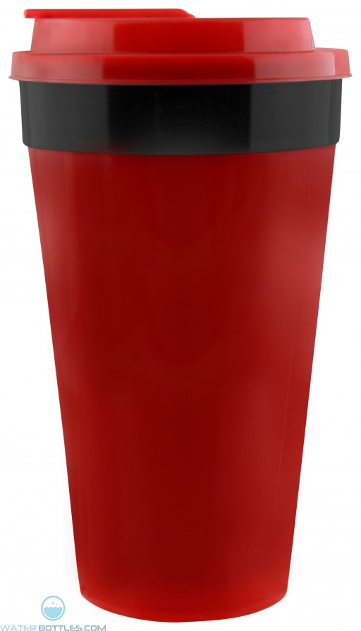 The Sweeny Coffee Cup Tumblers-Red