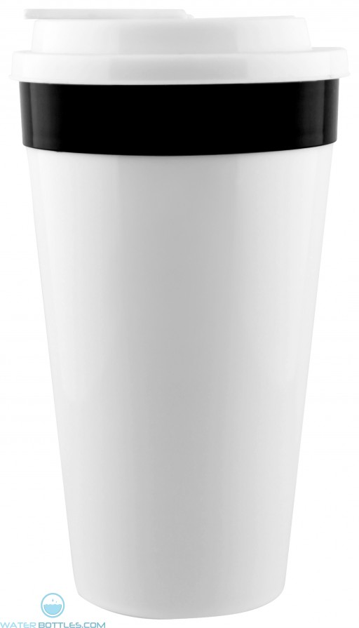 The Sweeny Coffee Cup Tumblers-White