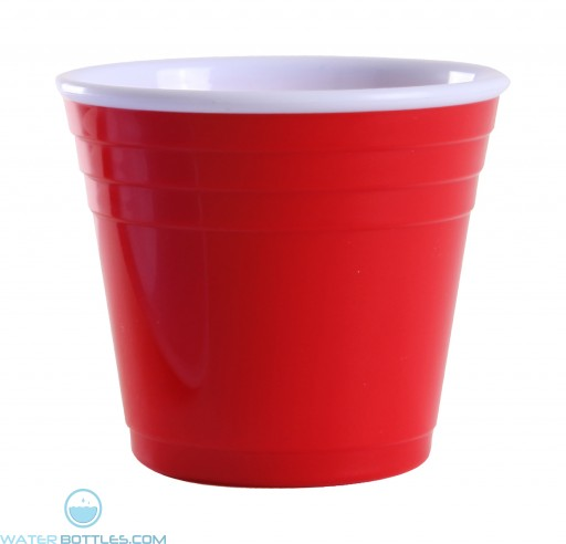 Red Party Shot Cups | 2 oz - Red