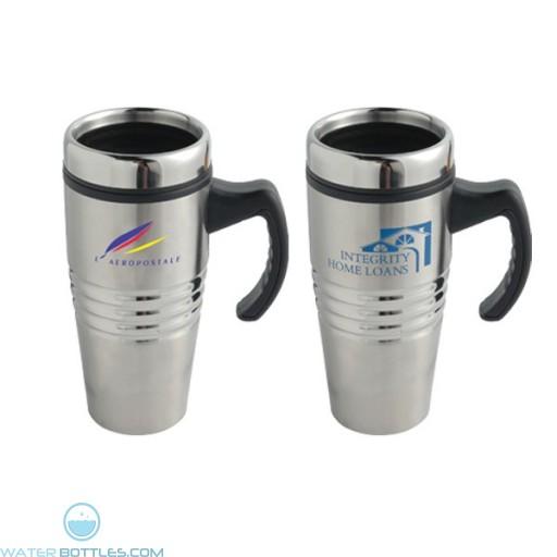 Personalized Promo Mugs - Saturn Mug   16 oz