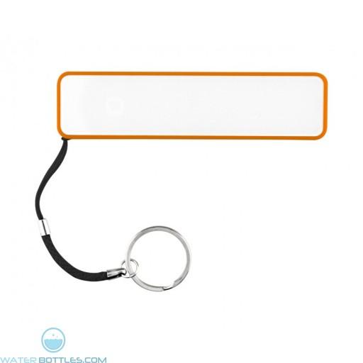 Personalized Karera Power Bank - Orange