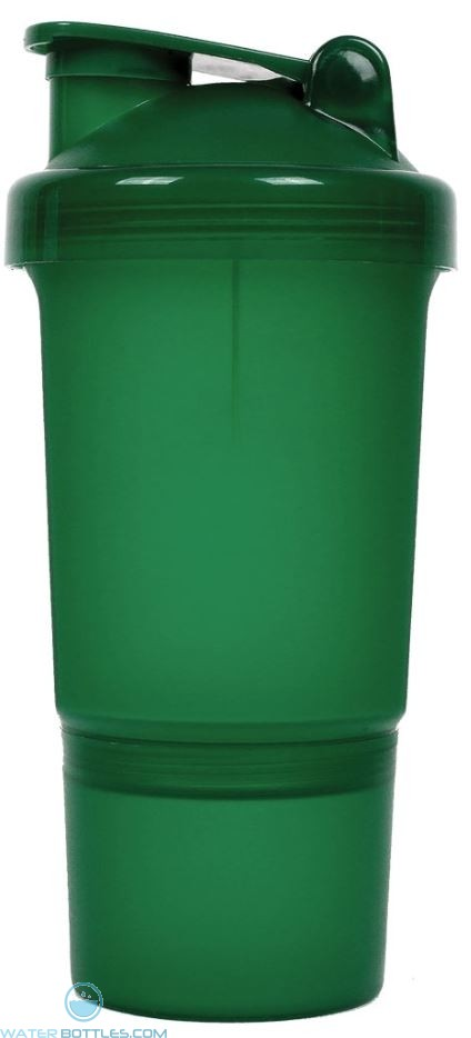The Green Double Shaker Cup   19 oz