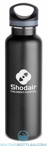 20 oz Tundra Vacuum Insulated Bottles - Black