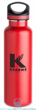 20 oz Tundra Vacuum Insulated Bottles - Red