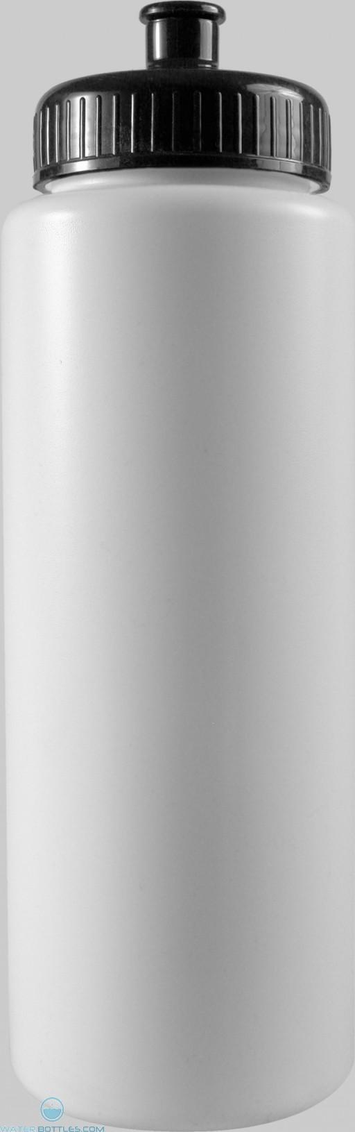 The Sports Quart - 32 oz Sports Bottles - DP-White