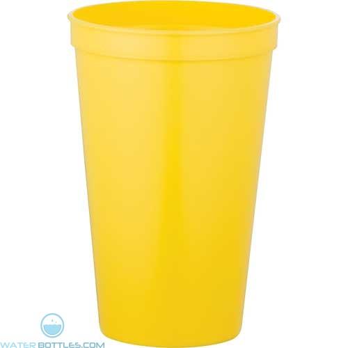 Rally Stadium Cup | 22 oz - Yellow