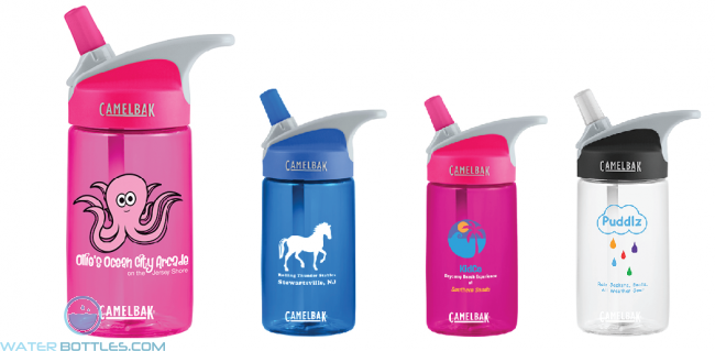 Camelbak Eddy 4l Kids Water Bottles 12 Oz Custom Water