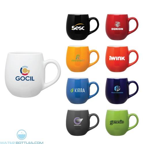 Custom Coffee Mugs Rotondo Mug 16 Oz