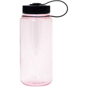 Nalgene Wide Mouth Water Bottles | 16 oz - Pearl Pink