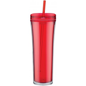 Boost Acrylic Tumblers | 20 oz - Red