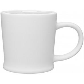 12 oz Matte White Turno Mug_White Interior_Blank