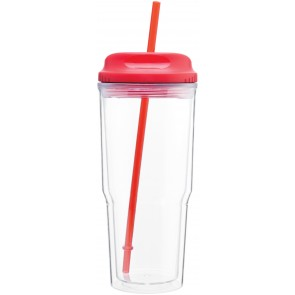 Double Wall Gulp | 24 oz - Red