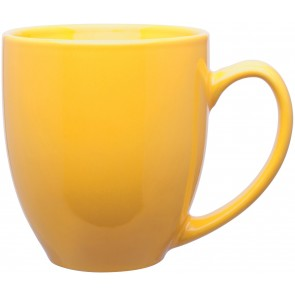15 oz bistro mugs-glossy-yellow