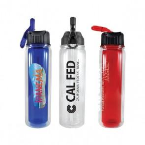 Personalized Water Bottles - Endurance Tritan Logo Bottles | 17 oz
