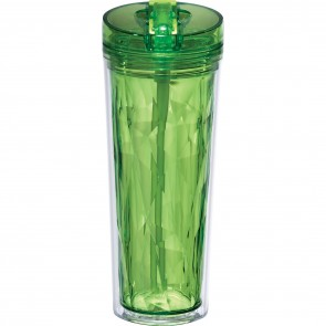 Personal Flip and Sip Tumblers | 18 oz - Green